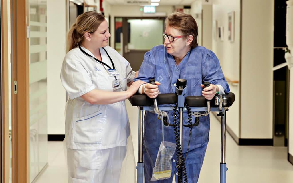 Välkommen som sjuksköterska till Funktion Akut Huddinge